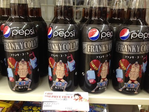 anime pepsi one piece APlusShark - 8317537280
