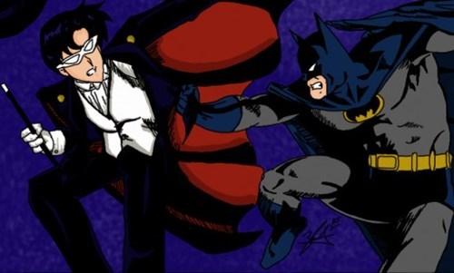 sailor moon tuxedo mask batman - 8317562368