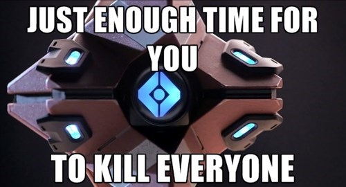 scumbag,destiny,video game logic