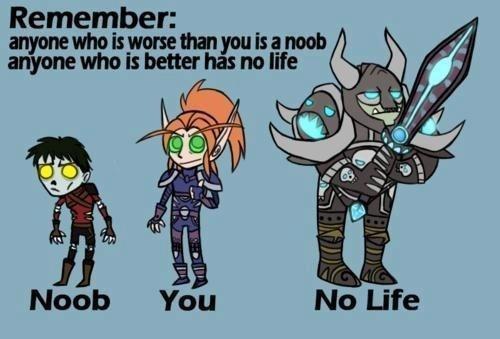 MMO,noob