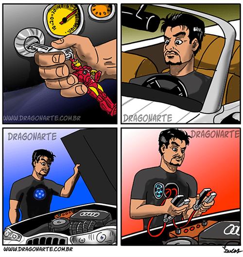 iron man jump start web comics - 8317699584
