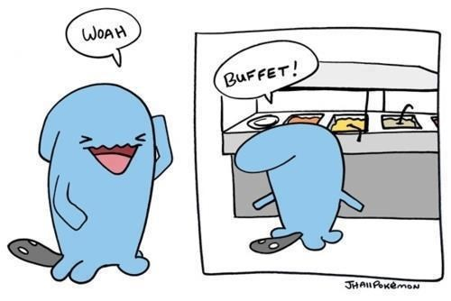 Fan Art,wobbuffet