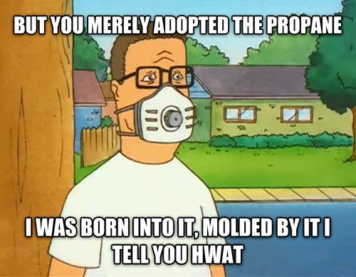 propane,the dark knight rises,hank hill,bane,King of the hill,TDKR