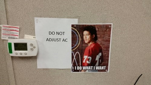monday thru friday,sign,saved by the bell,Mario Lopez,ac slater,air conditioning,g rated