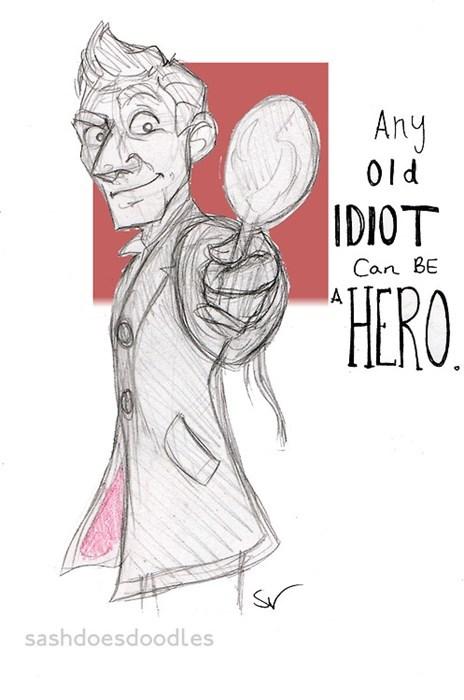 Fan Art 12th Doctor doctor who - 8319343360