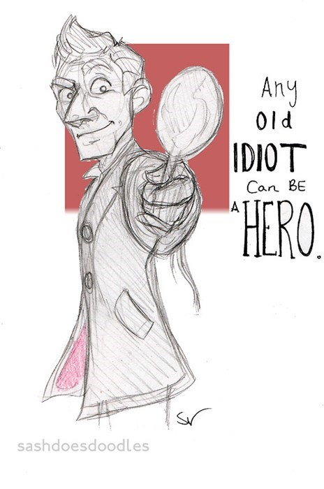 Fan Art 12th Doctor doctor who - 8319343360
