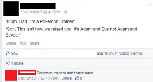 coming out Pokémon eevee facebook - 8319348992