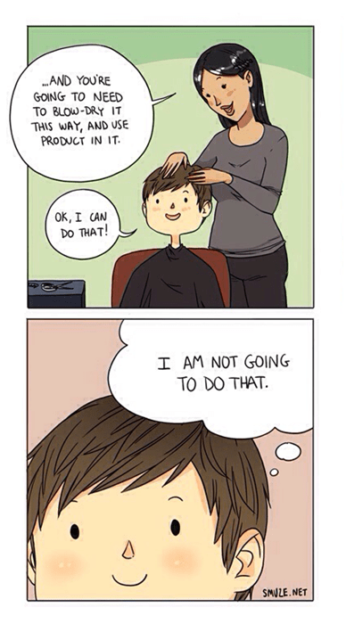 hair haircut web comics - 8319383040
