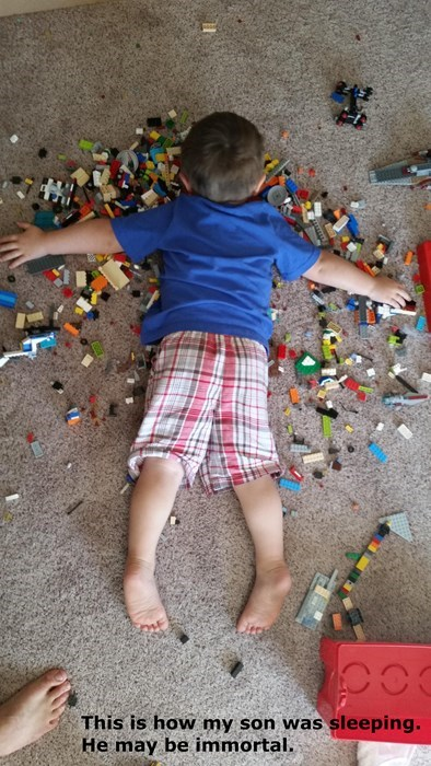 lego,kids,parenting,sleeping,g rated