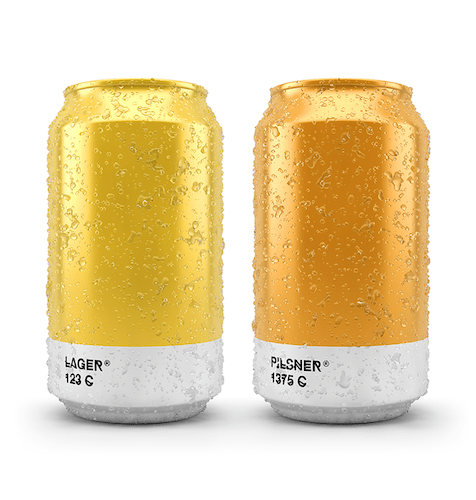 beer color funny pantone