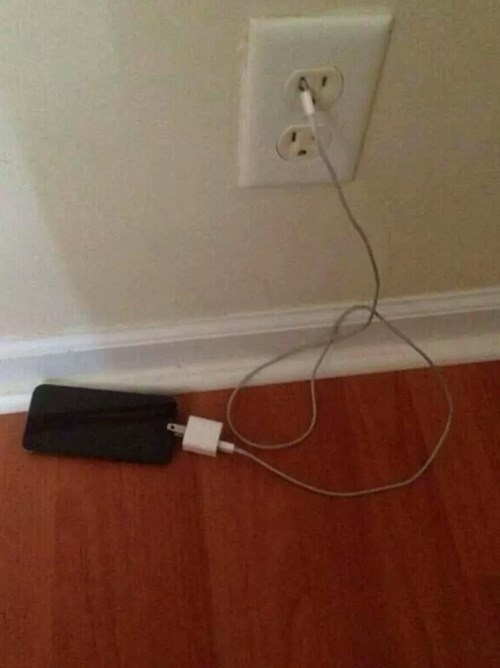 charger phone battery