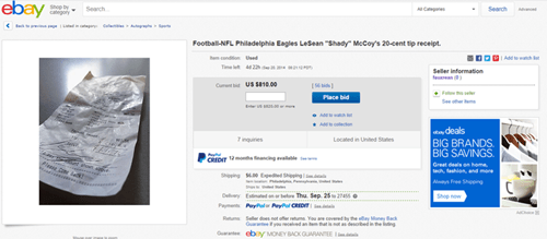 facepalm football ebay nfl - 8320003840