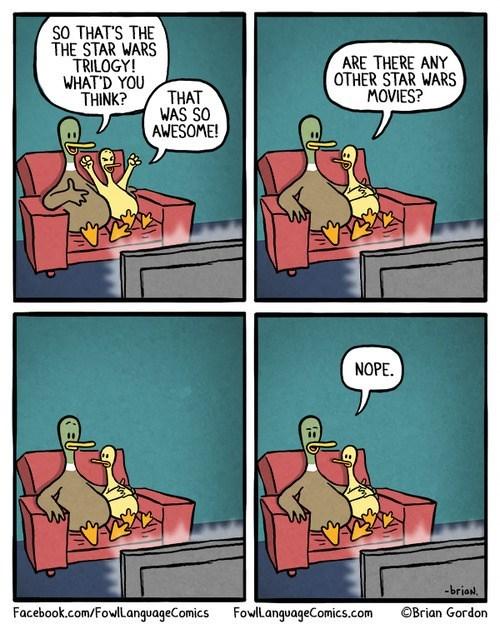 star wars ducks web comics - 8320061440