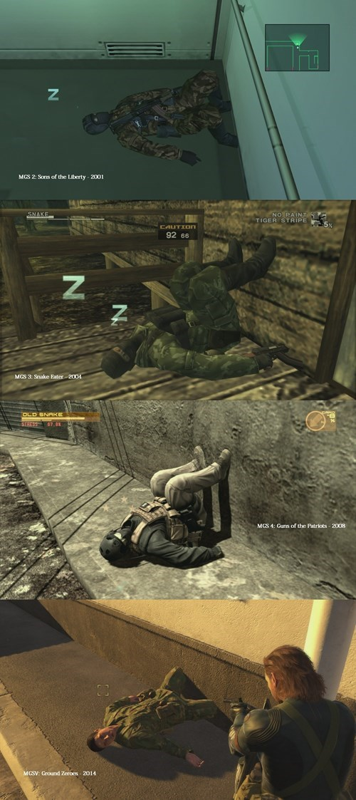 metal gear solid video games tomfoolery - 8320169472
