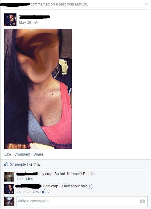 flirting facebook rejected dating - 8320276480