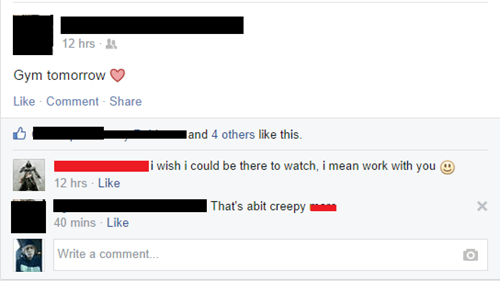 wtf creepy facebook - 8320278784