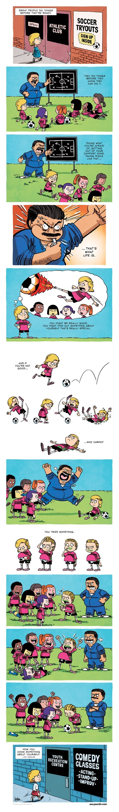 Amy Poehler nice try win web comics - 8320289280