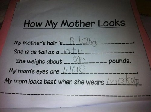 school kids parenting honesty mom - 8320293120