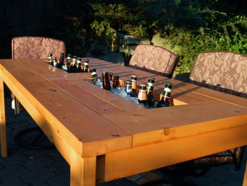 beer table awesome funny - 8320827136