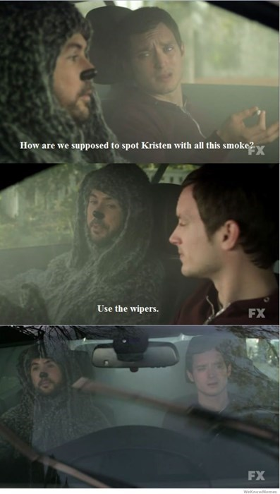 drugs Wilfred TV weed funny - 8320866560