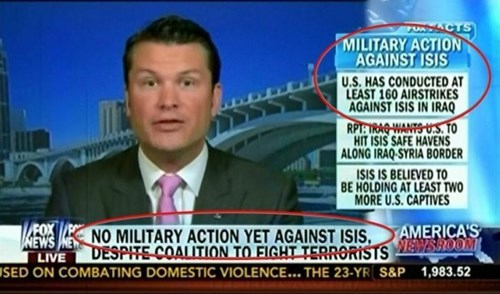 FOX News is Drunk Again