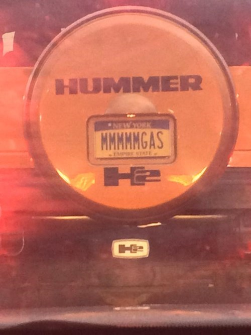 gas hummers cars