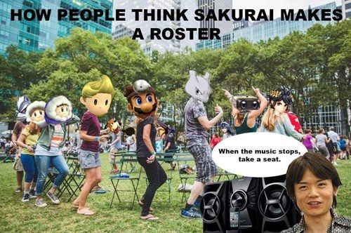 super smash bros sakurai video games - 8321112064