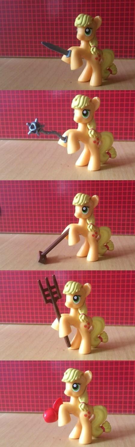 applejack Hasbro toys - 8321171456