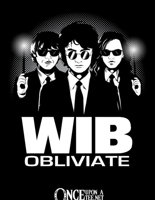 Harry Potter MIB tshirts for sale - 8321204480
