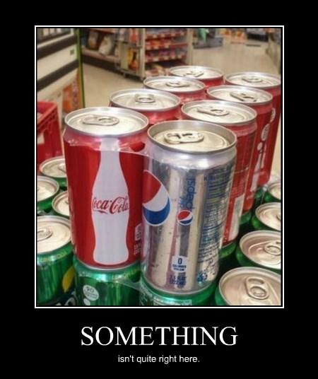 pepsi 6 pack coke funny - 8321221632