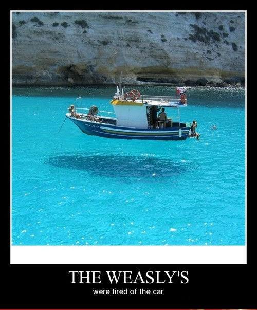 Harry Potter cars weasleys funny boats - 8321224960