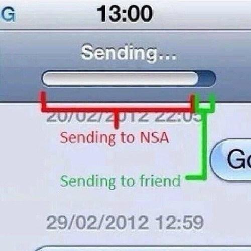 NSA texting spying - 8321325056