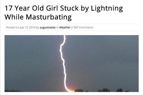 horrible wtf lightning masturbating dating - 8322116096
