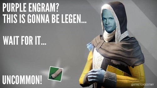 destiny cryptarch how i met your mother