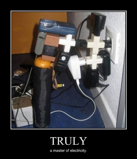 socket electricity idiots funny - 8322236416