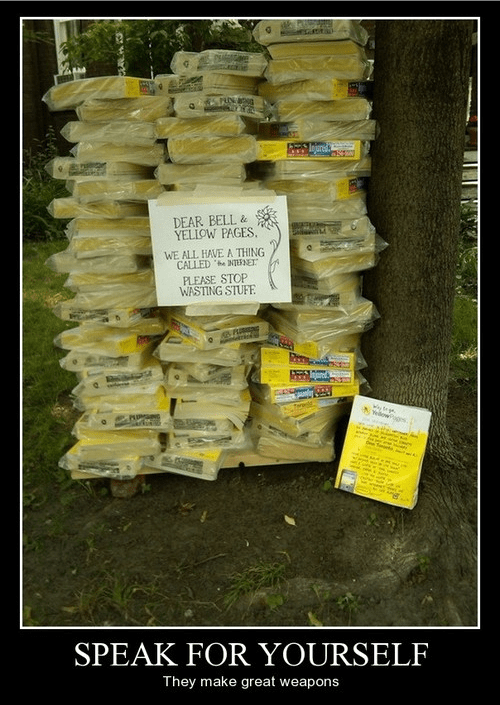 the internets,yellow pages,funny