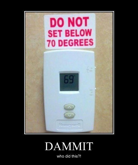 thermostat people jerks funny - 8322239488
