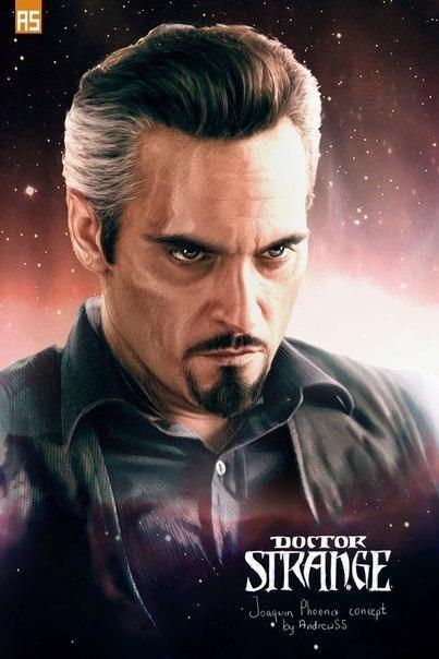 Joaquin Phoenix art doctor strange - 8322320128