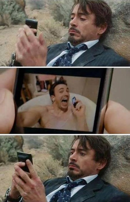 tony stark The Avengers chris evans - 8322377472