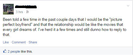 friendzone neckbeards relationships facebook rejected dating - 8322430976