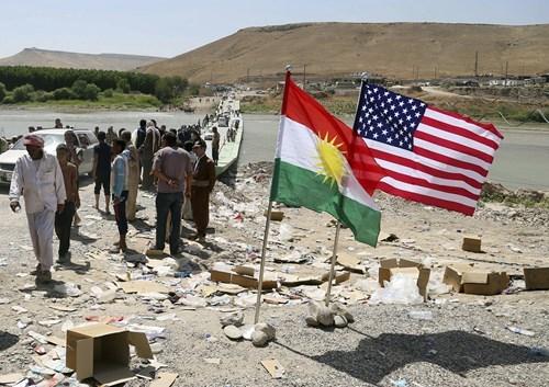 kurds iraq kurdistan isis