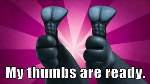 video games thumbs - 8323074304