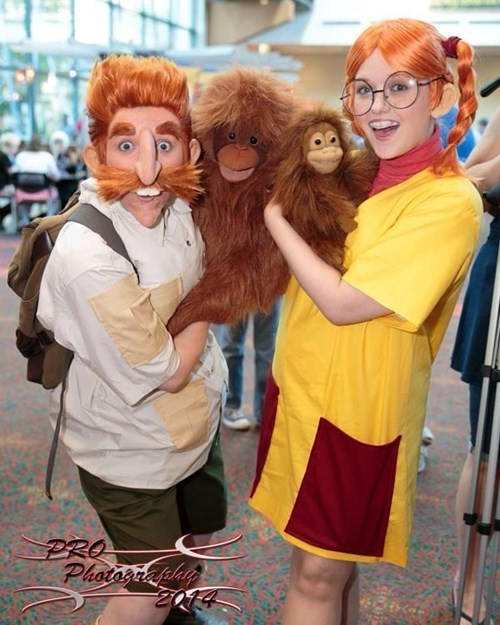 cosplay,The Wild Thornberrys,cartoons,nigel thornberry