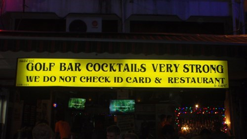 bars,funny,sign,pub