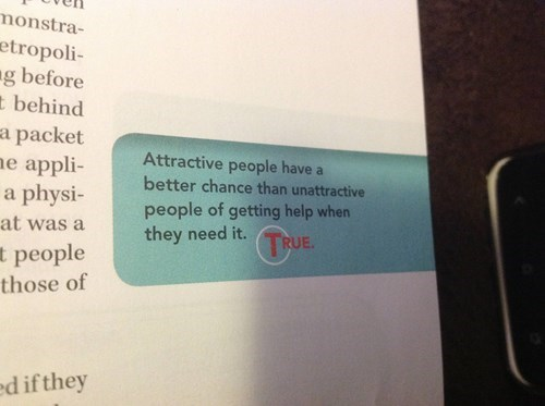 psychology,science,textbook,true facts