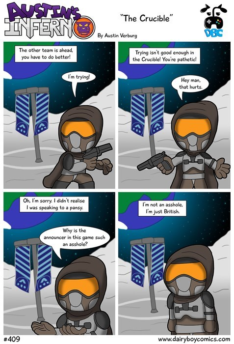 crucible destiny Multiplayer sick truth web comics - 8323396352