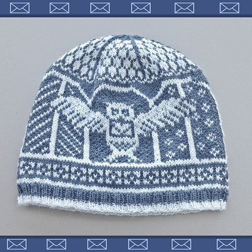 Harry Potter pattern knitting - 8323441920