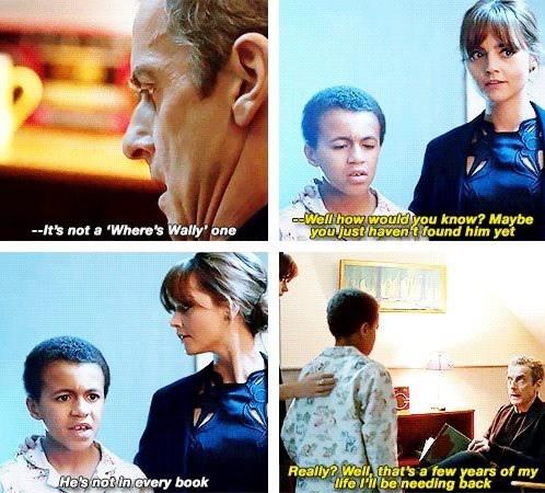 12th Doctor wheres waldo - 8324924672