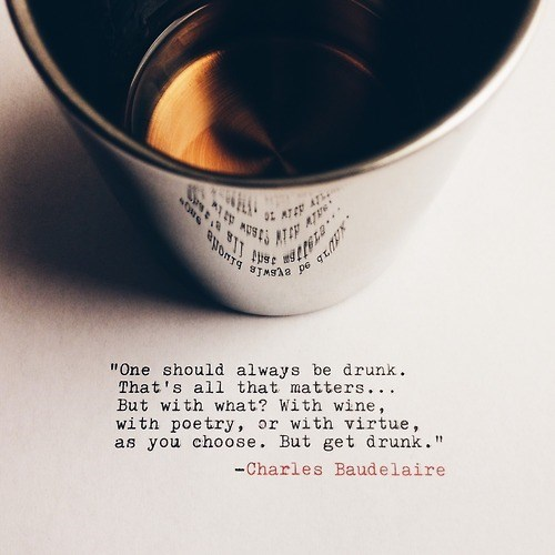 quote,funny,literature,beaudelaire