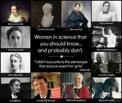 awesome science women - 8325485824